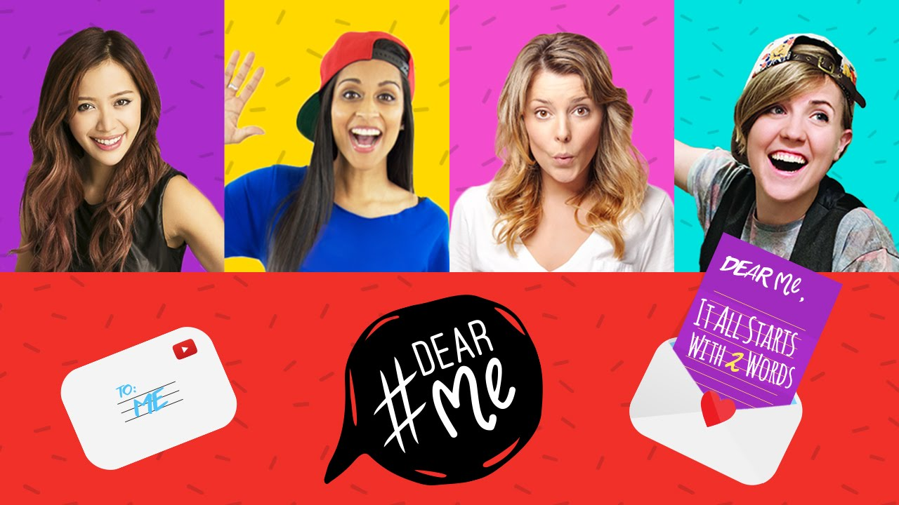 DearMe – What Advice Would You Give Your Younger Self?