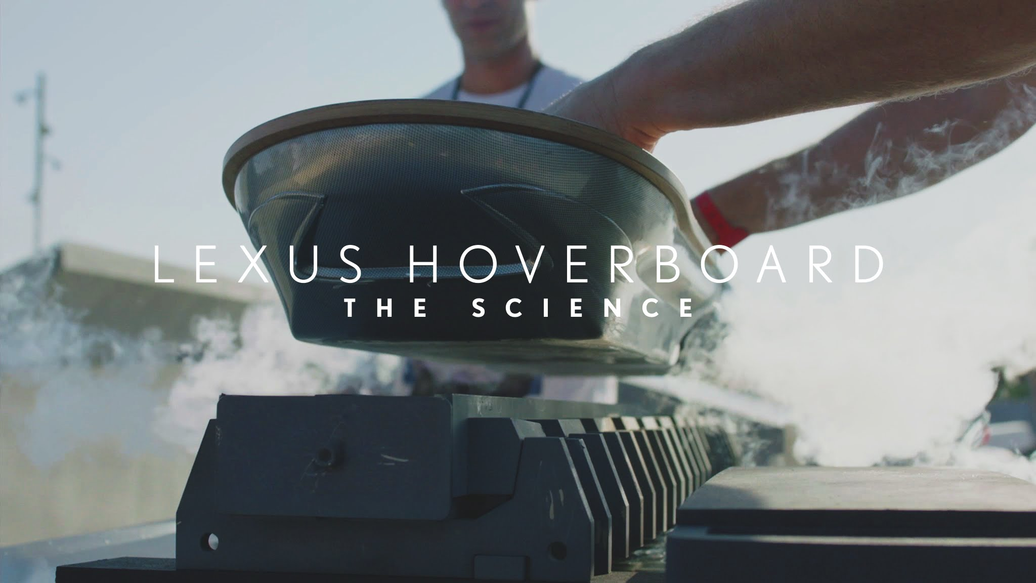 The Science Behind The Lexus Hoverboard  #LexusHoverboard