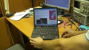电脑杀手 #USBKiller v2.0 testing