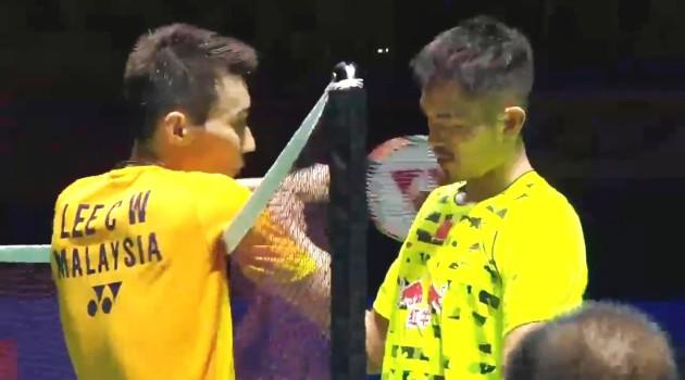 Lee Chong Wei vs Lin Dan   2015 China Open Semi FINAL [HD]