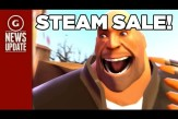 #Valve's Annual #SteamWinterSale Begins Now #METALGEARSOLID 5, #WITCHER FRANCHISE AND MORE
