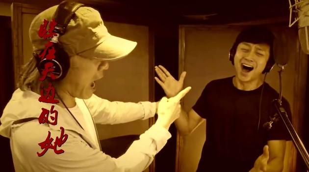 #周星馳創作《#美人魚》宣傳曲-#鄧超《#無敵》MV
