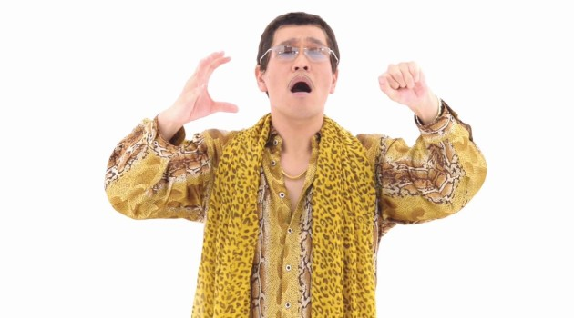 #Pen-Pineapple-Apple-Pen/ #PIKO-TARO #PPAP