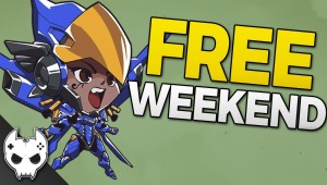 PLAY #OVERWATCH® FREE NOVEMBER 18–21 ON #PC, #PLAYSTATION® 4, AND #XBOX ONE
