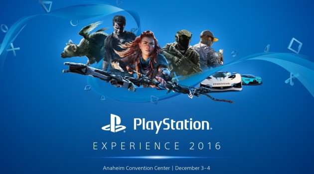 #PlayStation Experience 2016   Day 1