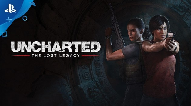 #Uncharted: The Lost Legacy – #PlayStation Experience 2016: