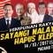 """""""SIARAN LANGSUNG HIMPUNAN SAYANGI #MALAYSIA, HAPUS #KLEPTOKRASI"""": Himpunan Sayangi Malaysia, Hapus Kleptokrasi"""