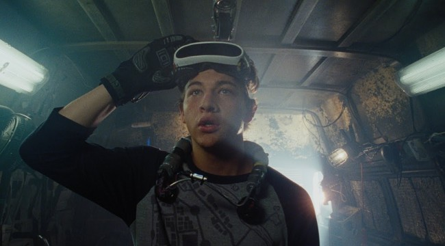 #READY PLAYER ONE – Official Trailer 1 [HD]