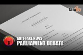 #LIVE: #DewanRakyat tables #Anti-FakeNewsbill