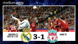 #Real Madrid 3-1 #Liverpool | #UCL Final Highlights