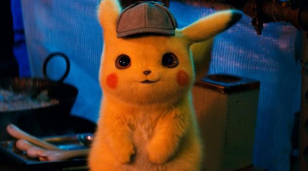#POKÉMON Detective Pikachu – Official Trailer #1