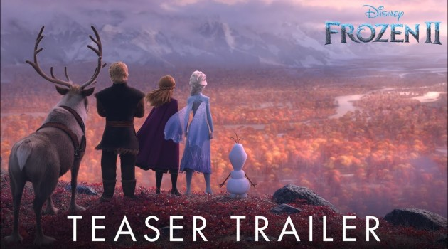 #Frozen2 | Official Teaser Trailer