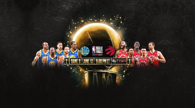 Game 6 #Raptors @ #Warriors LIVE #NBA