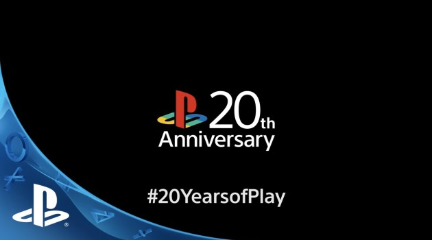 20 Years of Play: #PlayStation's North America 20th Anniversary