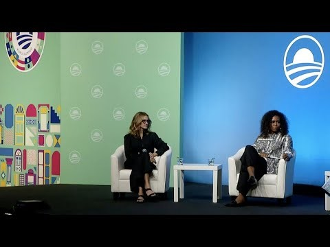 #Michelle #Obama and #JuliaRoberts in Conversation with #DeborahHenry