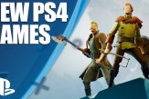 New #PS4Games This Week