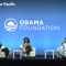 #MichelleObama and #JuliaRoberts in Conversation with #DeborahHenry Live now