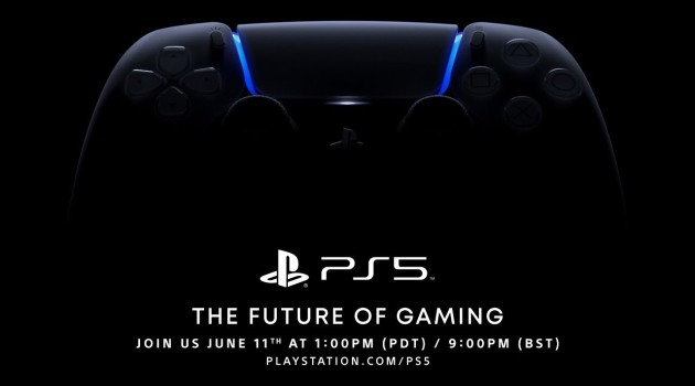 #PS5 – THE FUTURE OF GAMING SHOW live@4am MYT