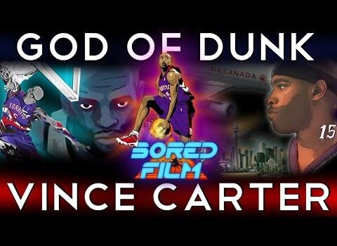 #VinceCarter – Greatest Dunker Ever (Original Career Documentary)
