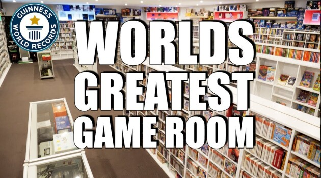 𝐖orlds Greatest Game Room #LastGamer