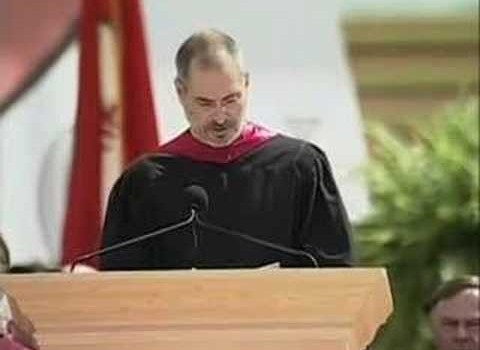 #SteveJobs' 2005 Stanford Commencement Address
