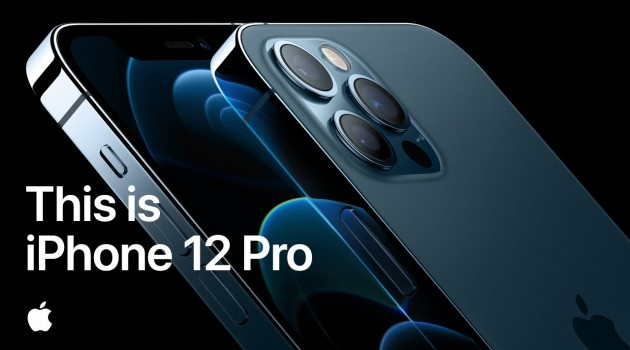 This is #iPhone12Pro – #Apple