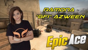 "SICK ACE CLUTCH BY #RAMONA ""#GFi"" AZWEEN !! #CSGO"