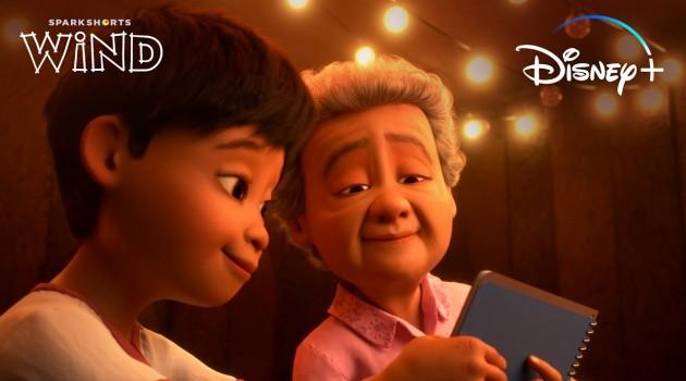 """#Wind"" Full #SparkShort | #Pixar"