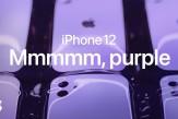 #iPhone12 | Mmmmm, purple | Apple #AppleEvent #SpringLoaded #iPhone