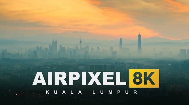 #KualaLumpur Drone Film, #Negaraku   First in #Malaysia & Southeast Asia #AirPixel8kkl #8kdronefilm #AirPixel AirPixel 8K