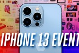 #iPhone13 event in 15 minutes