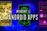 #Windows11 #Android Apps First Look #Microsoft